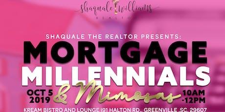 Mortgage Millennials & Mimosas tickets