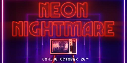 Neon Nightmare Halloween