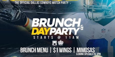 SoulFul Sundays At Vinettis: The Ultimate Brunch & Day Party Experience! tickets