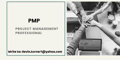 PMP Training in Fargo, ND
