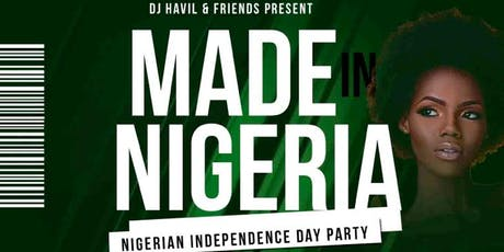 Made In Nigeria tickets