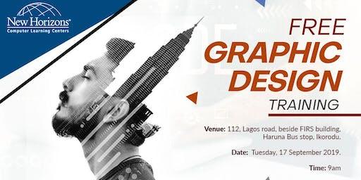 Free Graphic Design & Multimedia Training