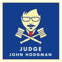 Judge John Hodgman Live