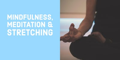 Mindfulness, Meditation & Stretching @Cypress Lake H.S. 10/8-12/5