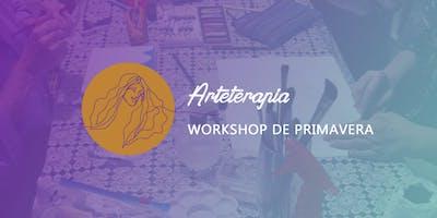 Arteterapia - Workshop de Primavera | Ateliê Mulher em Poesia