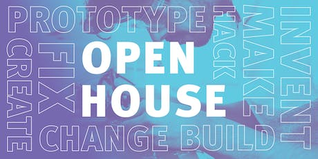 Hackspace Open House tickets