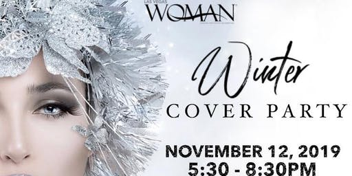 Las Vegas Woman Magazine Winter Cover Party!