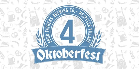 Oktoberfest At Four Fathers Brewing tickets