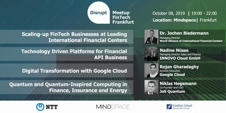 Cloud Computing Technologies in Fintech Tickets