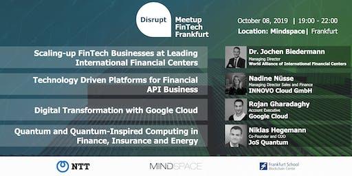 Cloud Computing Technologies in Fintech