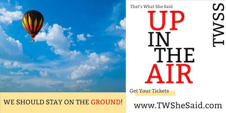 Up In The Air tickets