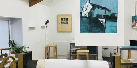 Culture Night at Just Art It, Galway