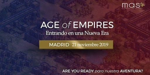 Entrando en una Nueva Era: Madrid
