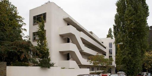 Walking Tour: When Bauhaus met the Hampstead Spies