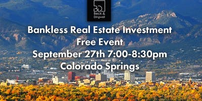 Bankless Real Estate Investment Presentation Colorado Springs