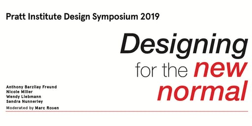 2019 Pratt Design Symposium