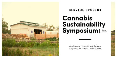 Cannabis Sustainability Day of Service tickets