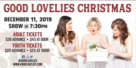 Good Lovelies Christmas tickets