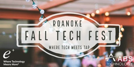 Roanoke Fall Tech Fest 2019 tickets