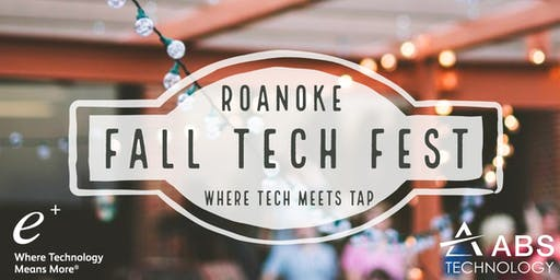 Roanoke Fall Tech Fest 2019