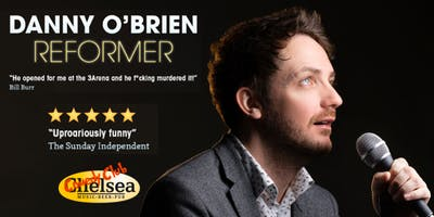 "Danny O´ Brien´ s  ""Reformer""  Stand-up Comedy tour in Linz"