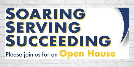 IHM School Open House tickets