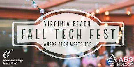 Virginia Beach Fall Tech Fest 2019 tickets