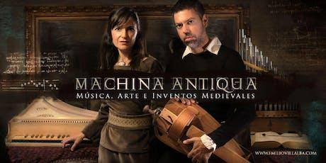 Le Petit Matisse: Machina Antiqua tickets