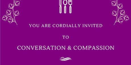 Conversation & Compassion Brunch Benefitting Homeless Kids of DV tickets
