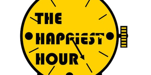 The Happiest Hour - Christmas Wreath Making