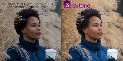 Lightroom Classic Photo Editing Workshop