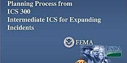 ICS-300 Intermediate - Laramie County, Cheyenne, April 7-9, 2020 - 3 days   (TBC)