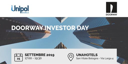 2° Doorway Investor Day Bologna