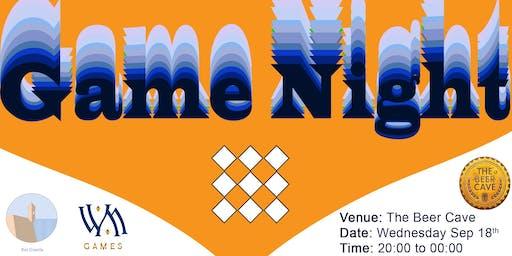 Koi Events' Board Game Night #7