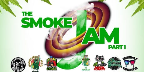 THE SMOKE JAM PART 1  tickets