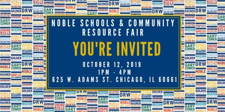 Noble Schools & Community Resource Fair tickets