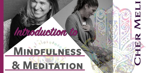 Introduction to Mindfulness & Meditation- NORTHPORT