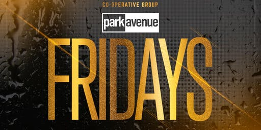 Park Ave Fridays | Powered By CoOperative Group