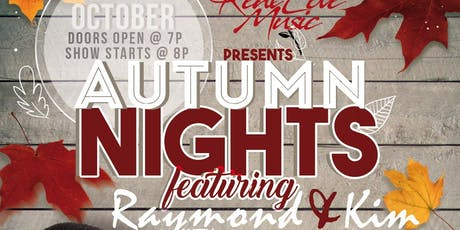 Autumn Nights Live tickets