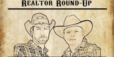 Realtor Roundup (Round 6) tickets