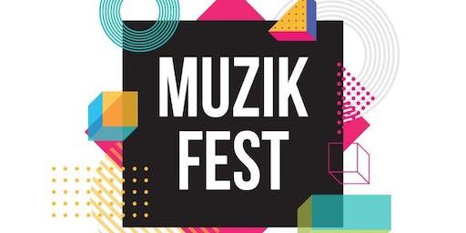 MUZIK FEST FOR CHEO