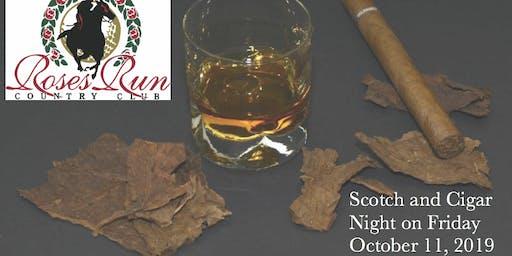 Scotch and Cigar Pairing