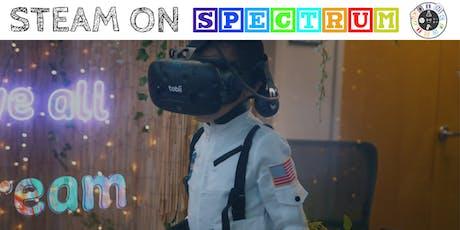 STEAM on Spectrum @ VMASC tickets