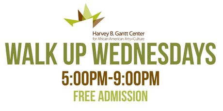 Walk Up Wednesdays tickets