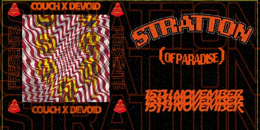 Couch X Devoid Presents: Stratton (Of Paradise)