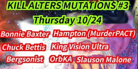 Kill Alters Mutations #3 tickets