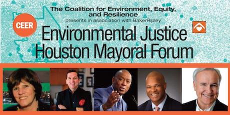 Houston Mayoral Candidate Forum tickets
