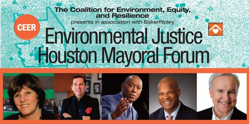 Houston Mayoral Candidate Forum