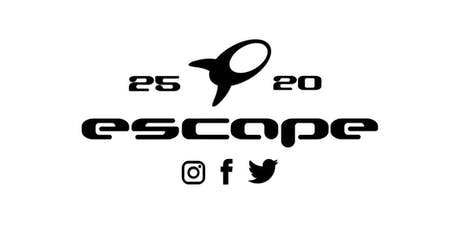 Escape 2020 tickets