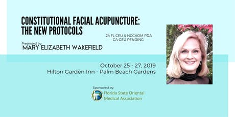 Constitutional Facial Acupuncture tickets
